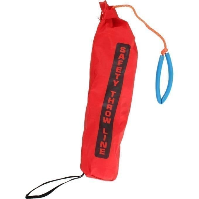 Throw Line Bag with 30 Meter Floating Rope, Perfect for Kayakers